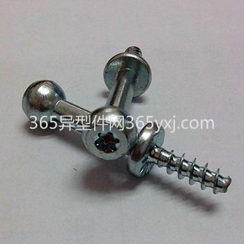 异型螺栓--标准件图片,紧固件图片,螺丝图片