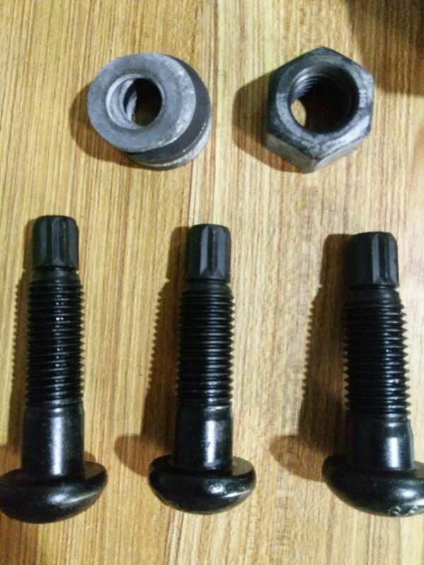 扭剪型高��度螺栓