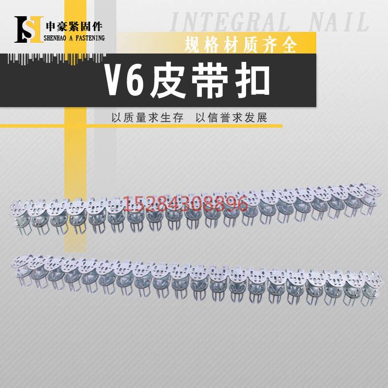 V6皮带扣