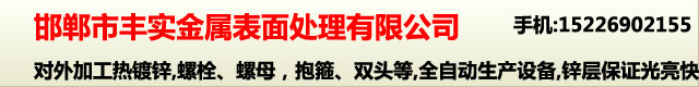 邯郸市丰实金属表面处理有限公司