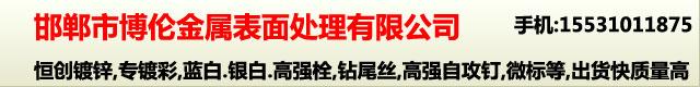邯郸市博伦金属表面处理有限公司