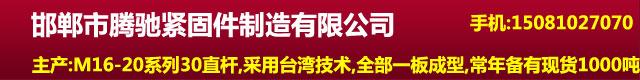 邯郸市腾驰紧固件制造有限公司