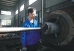 橡胶造粒机成型塑胶机螺杆机筒哪家有现货,哪家便宜,金鑫