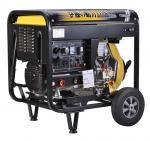 发电机带电焊机YT6800EW现货