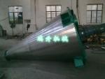 黑龙江黑河不锈钢双螺杆锥形混合机生产厂家