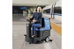容恩小型洗地机|工厂直销单刷洗地机特价|重庆驾驶式洗地机